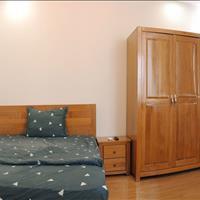 Căn hộ Studio cho thuê quận 1, 1 phòng ngủ 45m2, full nội thất, view cực đẹp