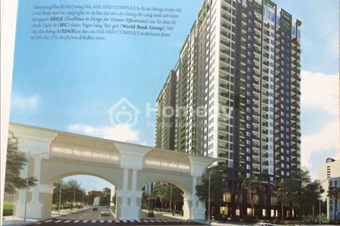 Chung cư cao cấp Anland Nam Cường, giá từ 1,4 tỉ/căn 2 phòng ngủ, chuẩn bị bàn giao