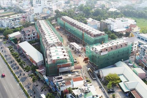 Nhà phố mặt tiền Phan Văn Trị 5x20m 1 hầm 1 trệt 3 lầu - chỉ từ 8,3 tỷ - mua sớm đầu tư giá tốt