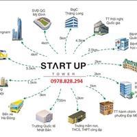 Startup Tower mở bán những căn hộ 3 phòng  ngủ giá thấp nhất Hà Đông