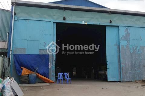 Bán kho xưởng mặt tiền đường Lê Văn Khương, Quận 12 giá 7 tỷ