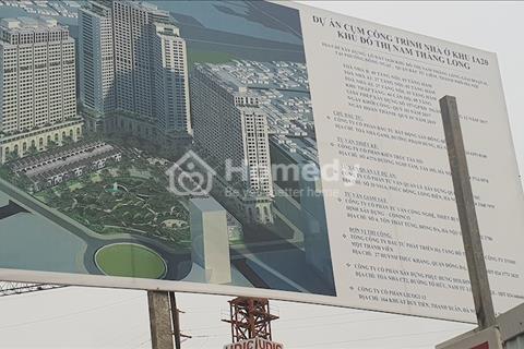 Bán biệt thự liền kề shophouse IA20 Ciputra giá 102 triệu/m2