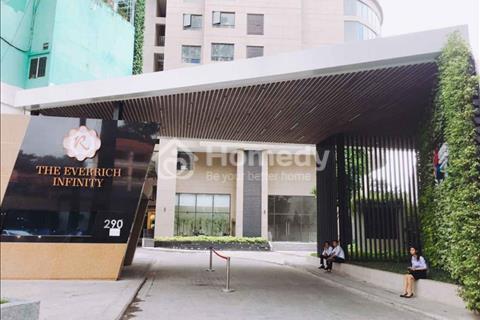 Căn hộ Officetel  Everrich, diện tích 55,5m3, giá 3,5 tỉ Block A, tầng cao, view đẹp