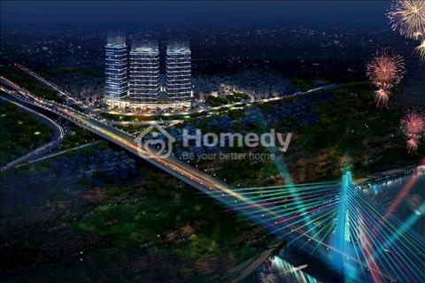 Căn hộ Intracom Riverside cầu Nhật Tân, chiết khấu 4,5%, hỗ trợ lãi suất 0%, 67m2 chỉ hơn 1 tỷ