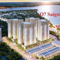 Q7 Saigon Riverside sở hữu vị trí đắc địa khu Nam Sài Gòn