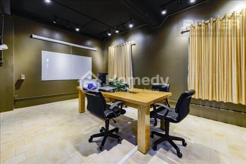 Cho thuê văn phòng tại mặt tiền đường Phan Văn Trị, Gò Vấp, khu dân trí cao ngay trung tâm Gò Vấp