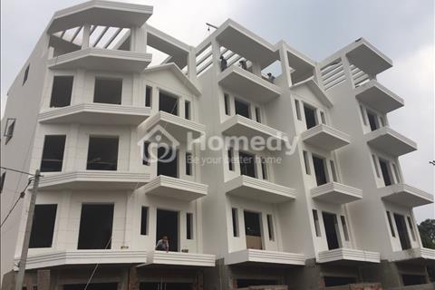 Mua nhà tặng nội thất, nhà mới hoàn thiện đường An Dương Vương, quận 8, 1 trệt, 3 lầu, sân thượng
