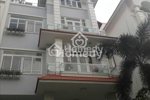 Cho thuê biệt thự khu Him Lam, 10x20m, 1 hầm 3 lầu nhà mới tinh, giá 90 triệu/tháng thương lượng