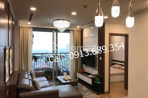 Cho thuê chung cư Vinhomes Gardenia Mỹ Đình, 56m2, 1 ngủ, nhà thoáng, ban công rộng