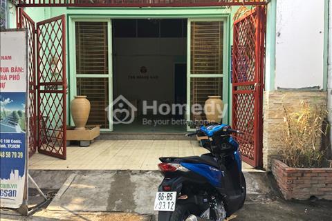 Cho thuê nhà nguyên căn đối diện chung cư Khang Gia quận 8 tiện ở và kinh doanh
