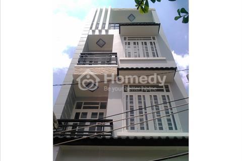 Bán gấp nhà 1 trệt 2 lầu, 120m2, ngang 5m, sổ hồng mặt tiền đường Nguyễn Duy, Quận 8, giá 5 tỷ
