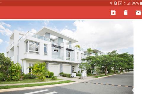 Biệt thự kiểu Mỹ 10x20,02m Phú Hữu, quận 9 giá tốt nhất chỉ 8,2 tỷ