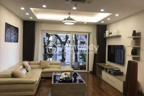 Cho thuê chung cư Golden Palace Mễ Trì, 128m2, 3 phòng ngủ, full đồ