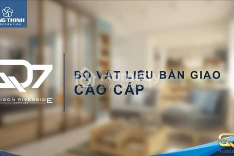 Hung Thinh Corp succeeds the project of luxury apartments in 2017 to continue to launch super fast