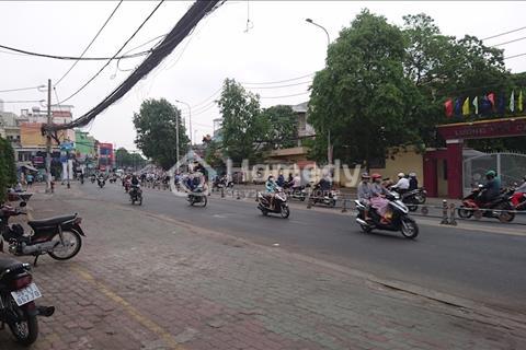Bán nhà mặt tiền Phạm Hùng phường 4 Quận 8, cách cầu Chánh Hưng 500m (4.2x30 m2)