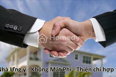Cần bán nhà mặt phố Hoàng Văn Thái, mặt phố 4.5m, lô góc có vỉa hè thuận lợi kinh doanh