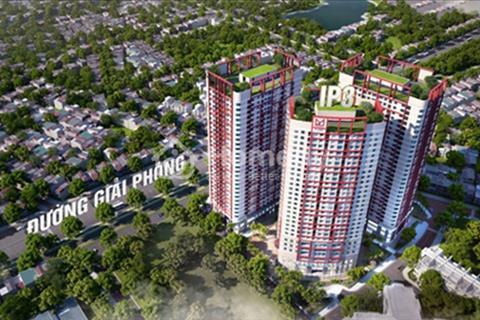 Chủ đầu tư cho thuê sàn thương mại tại dự án Imperia Plaza – 360 đường Giải Phóng