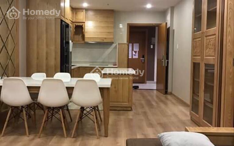Cần bán căn hộ cao cấp Everrich Infinity, chỉ 5,4 tỷ 80m2, nội thất gỗ cao cấp, view hồ bơi