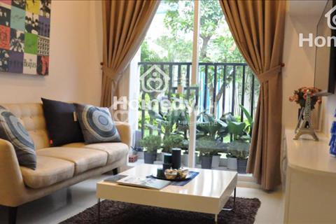 Cho thuê căn hộ chung cư 8x Plus, Quận 12, 65m2, 2 phòng ngủ, giá 6,5 triệu/tháng, liên hệ Vũ