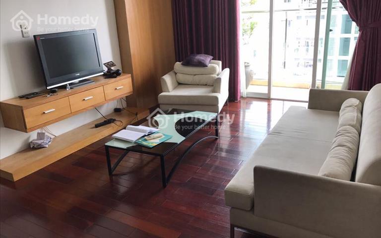 Cho thuê căn hộ chung cư cao cấp gần sân bay - 3 phòng ngủ - 110m2 - nội thất đẹp - giá 16 triệu