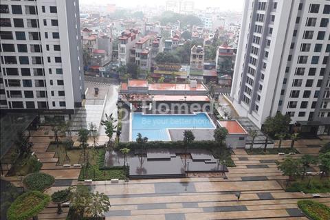 Cho thuê chung cư Goldmark City, 80m2, cơ bản, phòng thoáng, view bể bơi