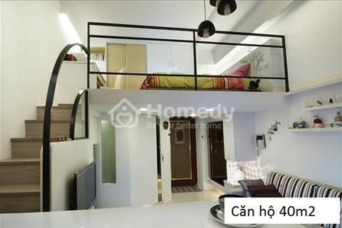 Căn hộ nghỉ dưỡng cao cấp 40m2, có sổ hồng riêng, đường Nguyễn Văn Bứa, gía thật 100%