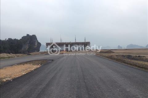 Bán đất 120m2 khu đô thị Ao Tiên, Vân Đồn, Quảng Ninh giá rẻ