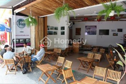 Bán quán cà phê 800m2 (ngang 20m), 350m2 thổ cư, quốc lộ 50, Bình Chánh, giá 5,5 tỷ sổ hồng riêng