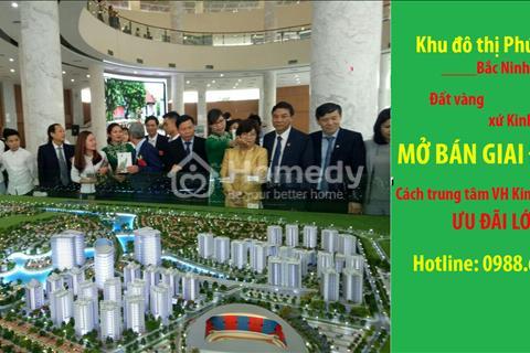 Khu đô thị Phúc Ninh mở bán giai đoạn 3 - chiết khấu khủng