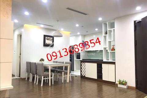 Cho thuê chung cư Mandarin Garden 125m2, full đồ, nhà thoáng, ánh sáng ngập tràn