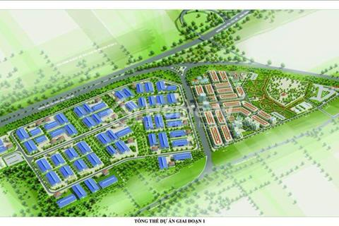 Mở bán đất nền khu đô thị mới Hanssip Phú Xuyên cơ hội đầu tư lớn, giá từ 11 triệu/m2