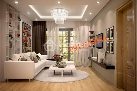Cho thuê chung cư Golden Palace, 128m2, 3 ngủ, thiết kế tinh tế