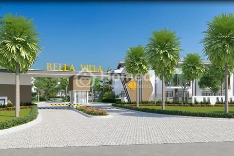 Chính thức mở bán khu đô thị Bella Villa ngay trung tâm thị trấn Đức Hòa, tỉnh Long An. Gồm Đất Nền