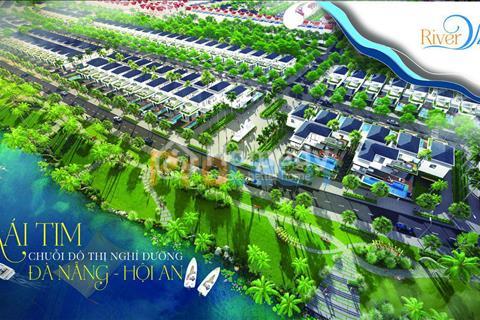 Đất biệt thự view sông gần Hội An giá từ 8 triệu/m2