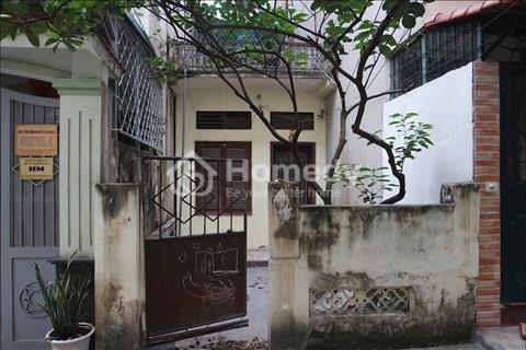 Nhà riêng ngõ 95 Chùa Bộc, khuôn viên Đại học Thủy Lợi