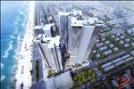 Dự án nằm trên giao lộ Phạm Văn Đồng, Võ Nguyên Giáp và tuyến đường ven biển Hoàng Sa, Trường Sa với tầm nhìn xa và rộng hướng ra biển Đông.