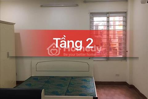 Apartment cho thuê ở khu vực Giảng Võ - Láng Hạ - Cát Linh - Tôn Đức Thắng