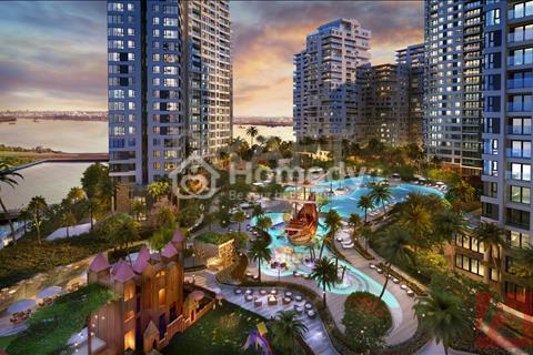 Bán căn hộ cao cấp Đảo Kim Cương quận 2, 90 m2, view sông Đông Nam, tầng 19, giá 5,2 tỷ