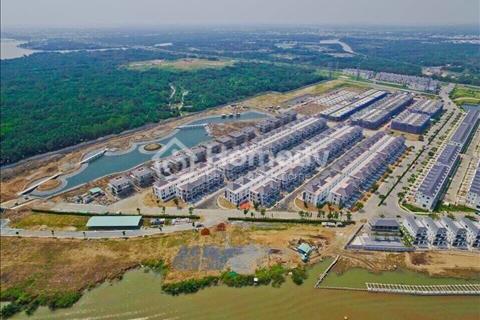 Cần bán biệt thự Lavila Kiến Á liền kề Phú Mỹ Hưng Quận 7, xây dựng 1 trệt 2 lầu áp mái giá 6.2 tỷ