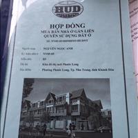 Bán lô đất đường số 28, Nguyễn Thị Định nối dài, khu đô thị mới Phước Long, HUD Nha Trang