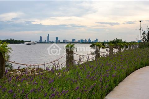 Bán lỗ bán tháo căn hộ Đảo Kim Cương 91m2, view sông và quận 1, tầng 25, 5,25 tỷ