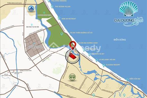 Cần bán nhanh cặp lô góc đối diện Trung tâm thương mại dự án Đại Dương Xanh