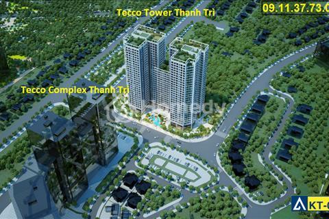 Cơ hội vàng để sở hữu căn hộ tại Tecco Thanh Trì, Hà Nội