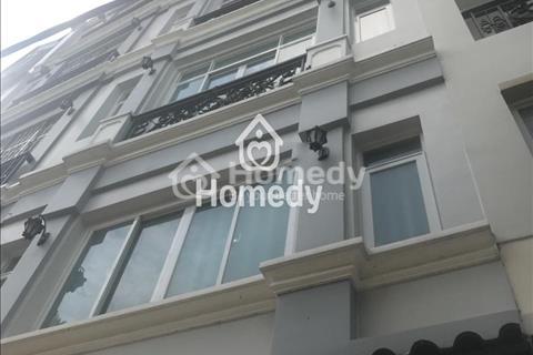 Cho thuê nhà 150 Nguyễn Trãi, Quận 1, đường nội bộ gần trung tâm thương mại Zen Plaza