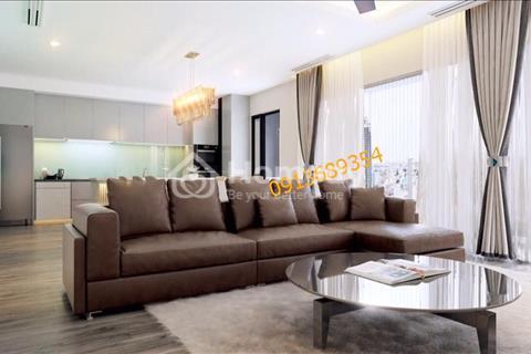 Cho thuê chung cư Imperia Garden, 121m2, 3 phòng ngủ, căn hiếm của tòa, phong cách châu Âu hiện đại