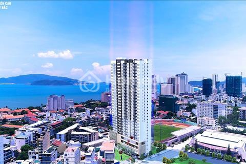 Chỉ 500 triệu/30% sở hữu căn hộ tiêu chuẩn 4 sao ngay trung tâm phố biển Nha Trang