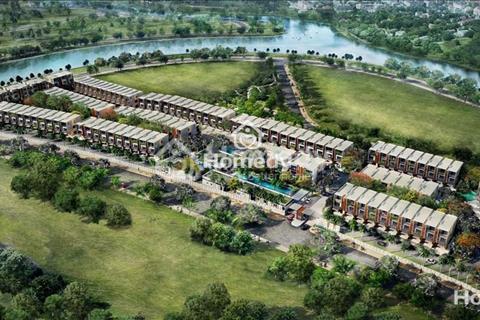 Cho thuê gấp nhà phố Palm Residence, 6x17m, full nội thất cao cấp, vào ở ngay, 54 triệu/tháng