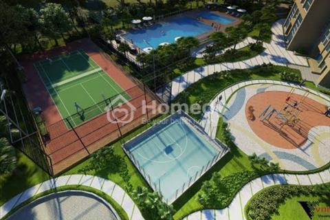 Biệt thự cao cấp Ciputra, từ 100 triệu/m2, mặt tiền 7x20m, hạ tầng giáo dục và thể thao vượt trội