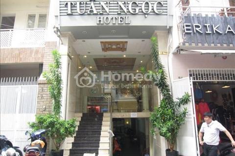 Cho thuê khách sạn mặt tiền đường Ngô Quyền - Phường 5 - Quận 10