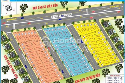 Dự án đất mới tại Bình Mỹ Củ Chi, đầu tư cam kết lợi nhuận 18%/6 tháng liên hệ Nghĩa giữ chỗ